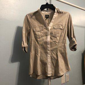 Elegant button down shirt